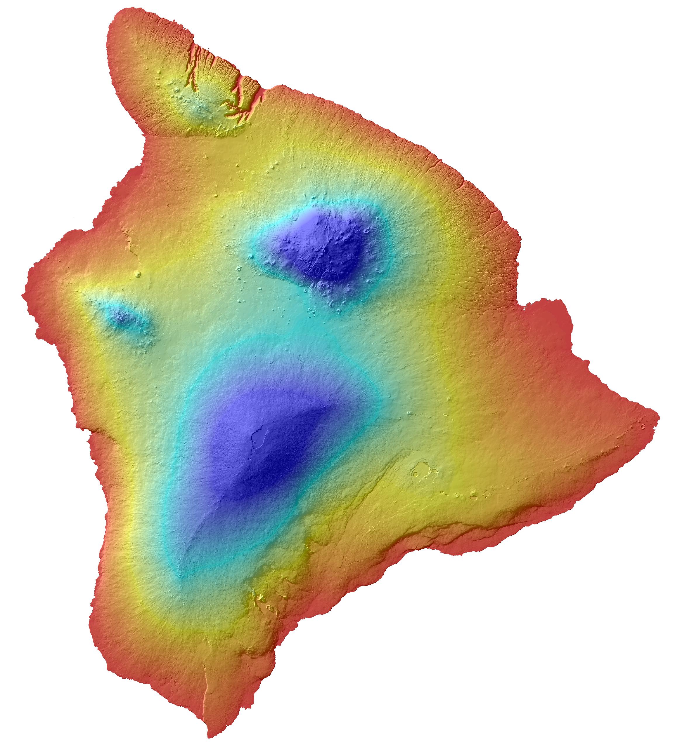 10 Meter Hawaiian Data